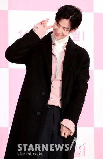 [★포토]송재림, '깜찍하게'