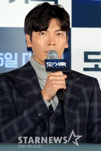 [★포토]김성오 '그렇게 무섭지 않아요'