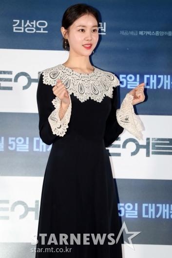 [★포토]김예원 '예쁘게 파이팅'