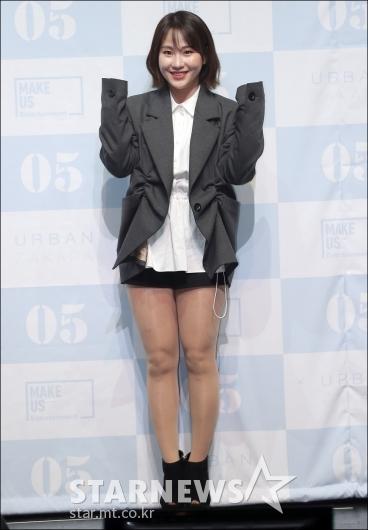 [★포토]조현아, '다이어트 성공했어요!'