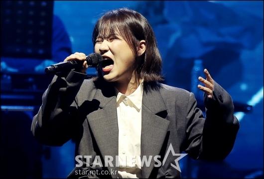 [★포토]조현아, '폭발적인 가창력'
