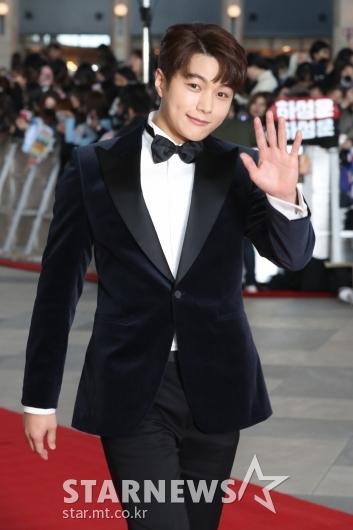 [★포토]엘, 배우의 손짓