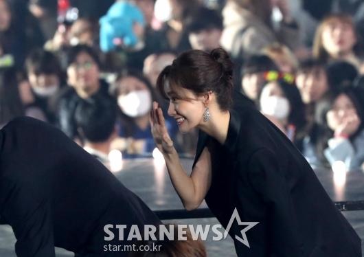 [★포토]윤아, '시상식 왔어요'