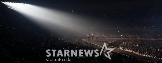 [★포토]방탄소년단, 빛나는 무대
