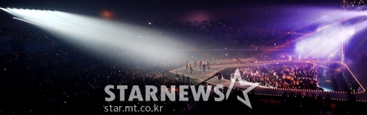 [★포토]2018 AAA 뜨거운 열기