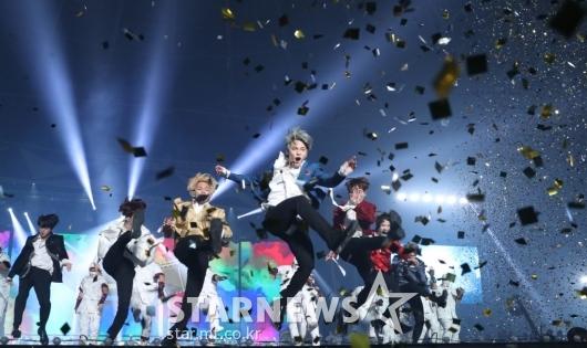 [★포토]방탄소년단, '우리는 BTS'
