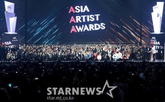[★포토]2018 아시아 아티스트 어워즈