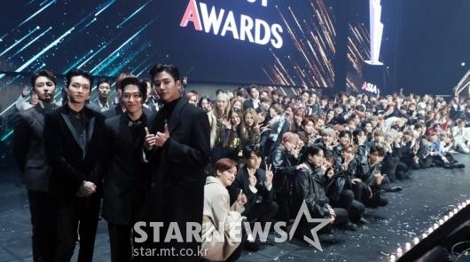 [★포토]'2018 아시아 아티스트 어워즈' 시상식