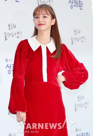 [★포토]혜리, '예쁜 산타로 변신'