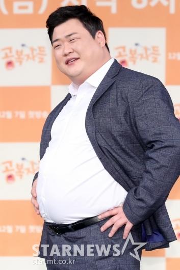 [★포토]김준현, '많이 들어갔죠?'