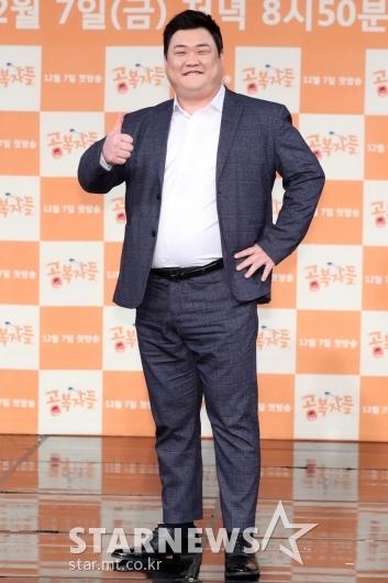 [★포토]김준현, '공복 도전합니다'