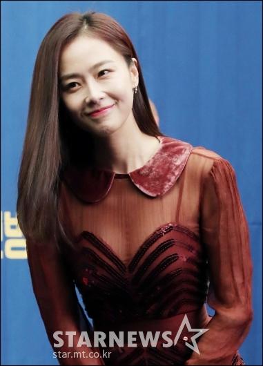 [★포토]홍수현, '과감한 시스루 패션'