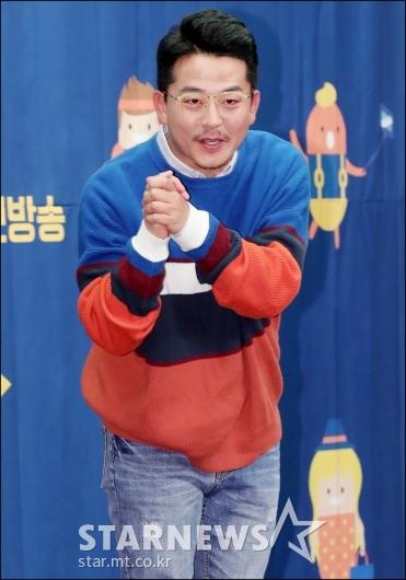 [★포토]김준호, '잘 부탁드려요'