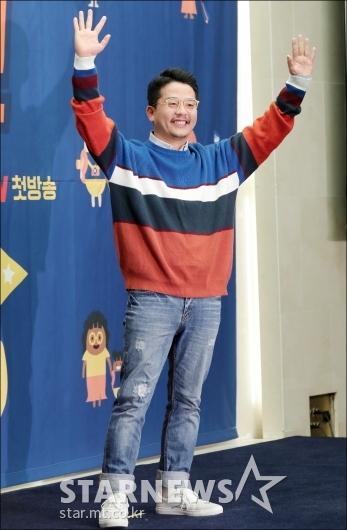 [★포토]김준호, '핀란드 점령하고 왔어요'