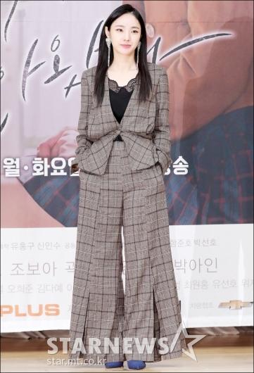 [★포토]박아인, '아무나 소화 못하는 패션'
