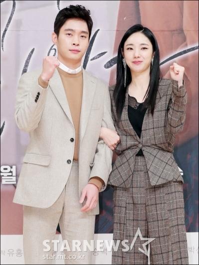 [★포토]김동영-박아인, '파이팅!'