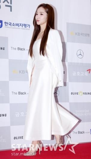 [★포토]박민영, '수줍게 등장'