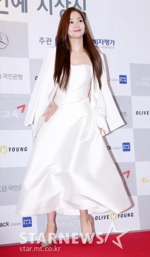 [★포토]박민영, '순백의 천사같은 자태'