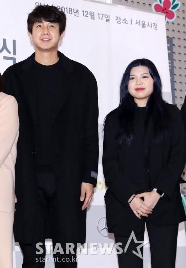 [★포토]김승현, '딸 수빈이와 함께'