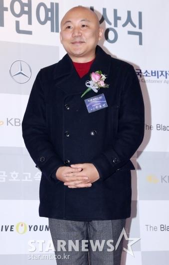[★포토]주호민, '대박 웹툰 신과함께 작가'