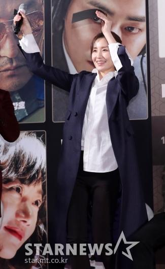[★포토]김소진, '정답 맞추신 분 누구?'
