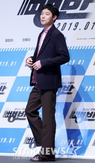 [★포토]류준열, '어디서나 모델포스'