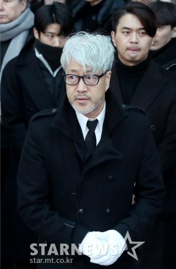 [★포토]김종진-정준, '슬픔'