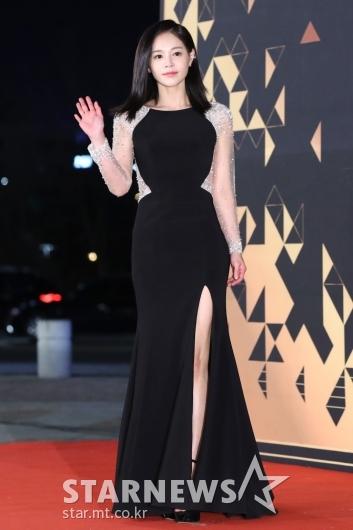[★포토]이영아, 시선 사로잡는 블랙