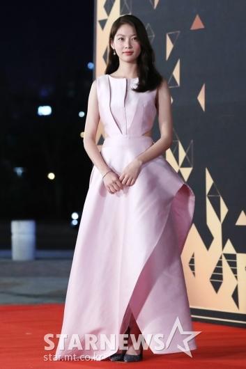 [★포토]공승연, 핑크빛 매력