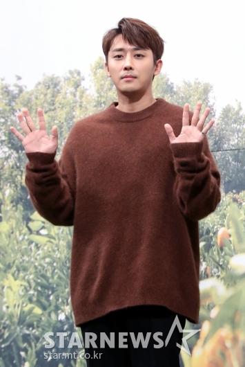 [★포토]손호준, '반가워요'