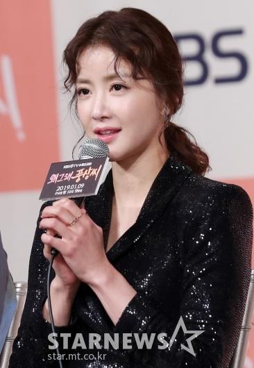 [★포토]이시영, '색다른 캐릭터 만나게 돼 기뻐'