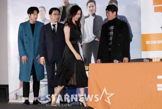 [★포토]공명-이동휘-진선규, '레이디 퍼스트'