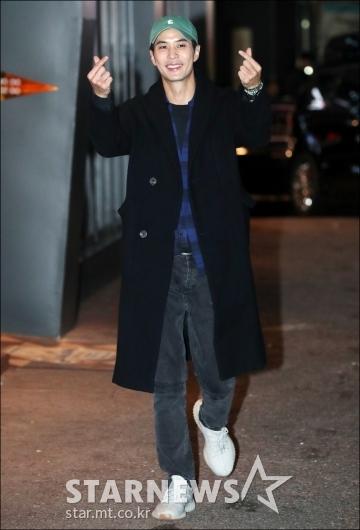[★포토]김지석, '톱스타가 나가신다'