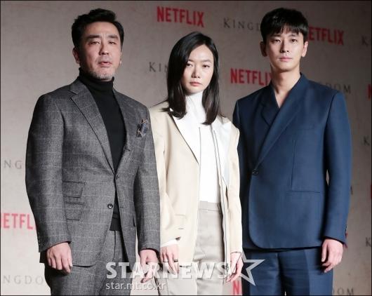 [★포토]류승룡-배두나-주지훈, '연기파 배우들이 한 자리에'