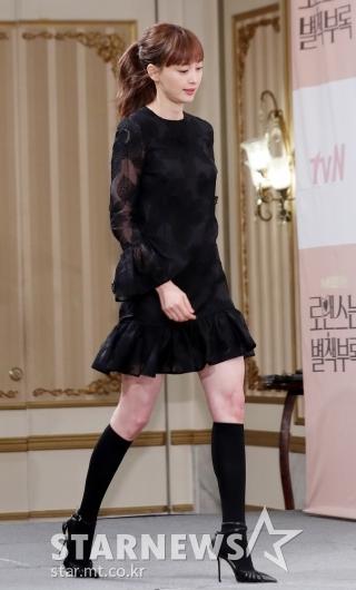 [★포토]이나영, '블랙으로 꾸민 패션'