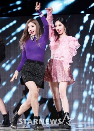 [★포토]유주-지원, '예쁜 아이들의 댄스'