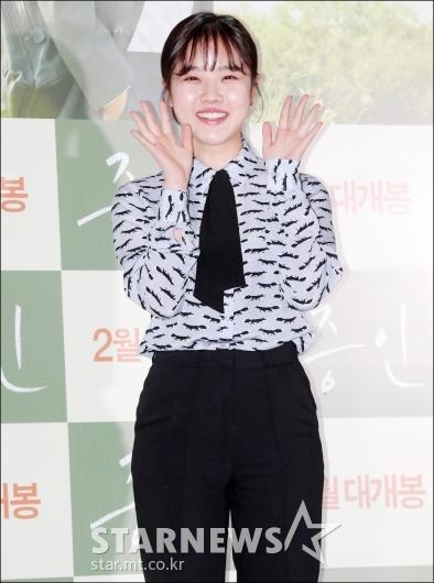 [★포토]김향기, '예쁜 미소'