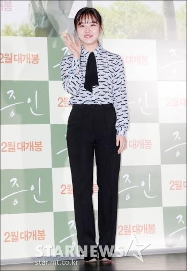 [★포토]김향기, '연기 기대하세요!'