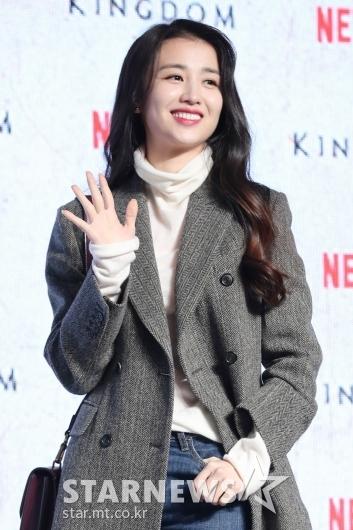 [★포토]박하선, 언제봐도 매력 넘치는 미소