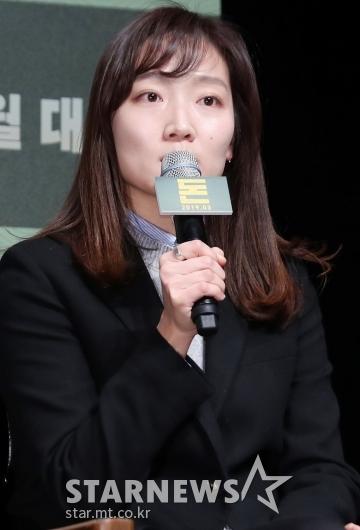 [★포토]영화 '돈'의 박누리 감독
