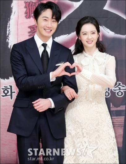 [★포토]정일우-고아라, '선남선녀 커플'