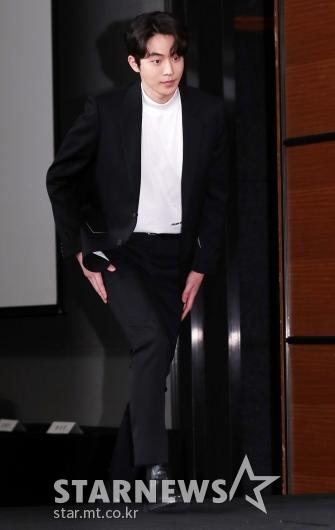 [★포토]남주혁, '긴장감 느껴지는 발걸음'