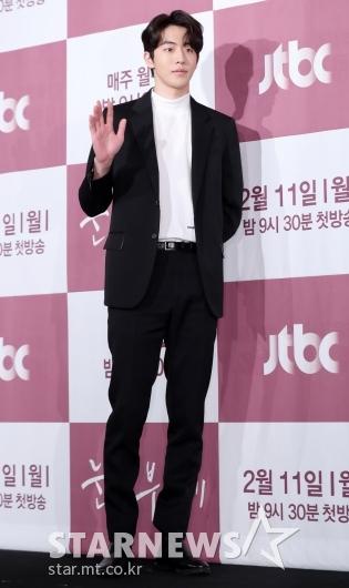 [★포토]남주혁, '모델 출신의 우월한 기럭지'