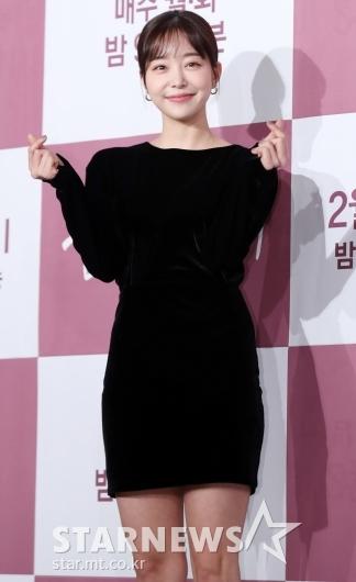[★포토]김가은, '사랑스럽게 하트 뿅'