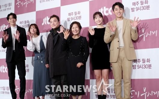 [★포토]'눈이 부시게' 만들 월화 드라마