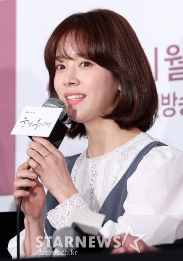[★포토]한지민, '25살의 김혜자입니다'