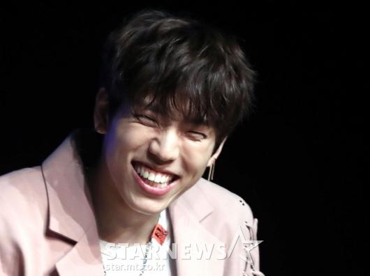 [★포토]장동우, '웃음 가득'