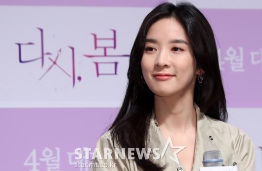 [★포토]이청아, '봄처럼 따뜻한 미소'