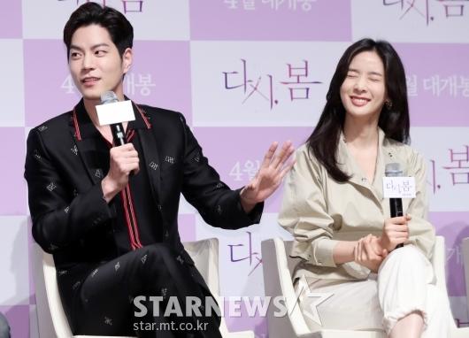 [★포토]홍종현-이청아, '즐거운 영화 이야기'