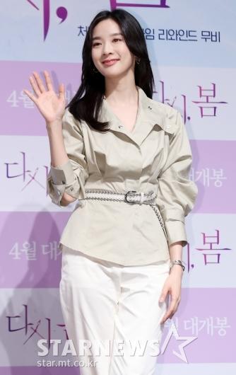 [★포토]이청아, '사랑받아 더 예뻐진 미모'